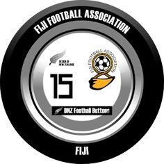 DNZ Football Buttons: Seleção de Fiji