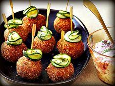 sweedish-meatballs #Appetizers #Printable---fried