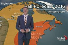 Fall forecast: Anthony Farnell tells you what to expect in the coming months