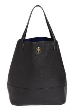 A tote that can go from day to night (Tory Burch)