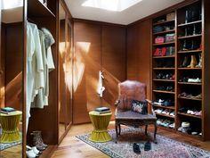 Architectural Digest, Estilo Dakota Johnson, Johnson House, Closet Designs, Step Inside, Design Firms, Decoration, House Design, Home Decor