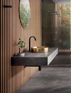 Things You Should Know About Interior Decorating Textured Wall Panels, Faux Brick Panels, Brick Paneling, Toilet Restaurant, Restaurant Bathroom, Japanese Bathroom, Modern Bathroom, Small House Renovation, Toilet Design