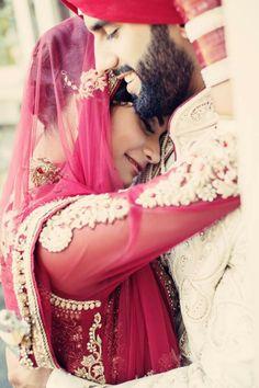 Desi Weddings @ http://ViyahShadiNikah.Tumblr.com/ BeautifulSouthAsianBrides: Photo by:Deo Studios