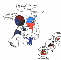 Book 2 of Country humans gallery This are pics that I found I couldn'… Fiction Country Art, Just Married, Hetalia, Philippines, Japan, Comics, History, Humor, Artist