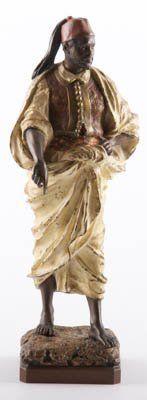 Cold Painted Bronze Austrian