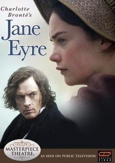 Luv'd this book & this movie version. Jane Eyre masterpiece theater