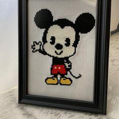 Mouse Modern Cross Stitch Pattern PDF Baby Counted Cross   Etsy