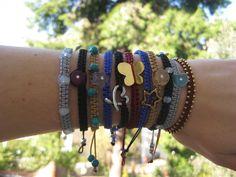 Β21,Β22,Β23,Β24,Β25,Β26,Β28,Β29,Β30,Β31-W2012 Friendship Bracelets, Winter, Jewelry, Winter Time, Jewlery, Jewerly, Schmuck, Jewels, Jewelery