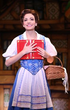 #54: See Beauty and the Beast on Broadway!