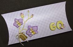 Marjoleine's blog: Doosje met een orchidee