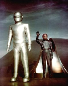 The Day the Earth Stood Still (1951) -  only one of my all time favourite films