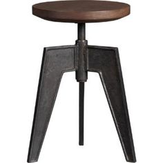 contact stool in dining chairs, barstools | CB2