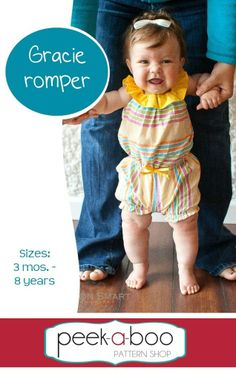 Image of Gracie Romper