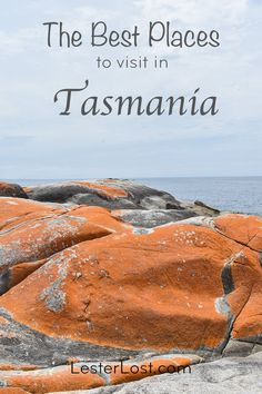 Tasmania is one of t