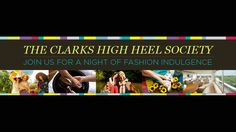 Purple Panda behind the scenes with the Clarks High Heeled Society