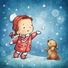 снег...снег...снег