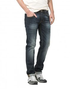 Lee Daren Regular Slim Fit Denim Jeans Green Clint
