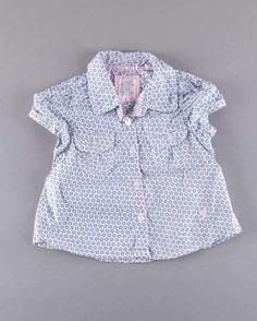 Camisa de manga corta (talla 3 meses) 3,10€ http://www.quiquilo.es/bebe-nina/2574-camisa-de-manga-corta.html