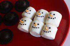 marshmallow navidad - Buscar con Google
