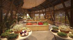 ECO FARM & EDUCATIVE PARK in VIETNAM T3 Architecture