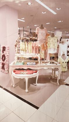 Wildfox in Bloomingdales designed by PopStore #retail #design