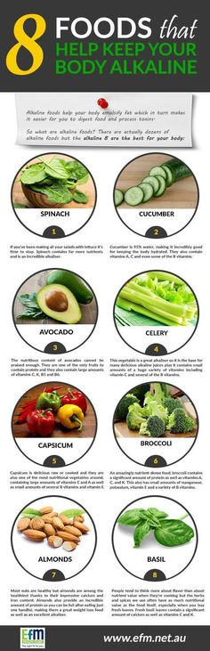 Alkaline foods help your body emulsify fat which in turn makes it easier for you to digest food and process toxins. It is widely accepted that maintaining an alkaline state is ideal for health. Let's find out the best alkaline foods!
