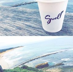 Sunday mornings are made for @swell_cafe and ocean views of #birdrock #janjuc #victoria  #oceanview #ocean #sea #melbourne #sydney #Adelaide #Perth #brisbane #hobart #Geelong #love #coffee #brunch #happydays #photooftheday #relocation #iloveaustralia #australia by eliteculturaldiscovery http://ift.tt/1X8VXis