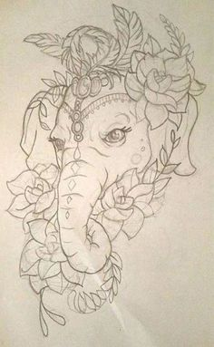 Super Tattoo Elephant Drawing Trunks Ideas Super Tattoo Elephant Drawing Trunks IdeasYou can find Elephant tattoo design and more on . Elephant Thigh Tattoo, Elephant Tattoo Design, Elephant Tattoos, Mandala Elephant Tattoo, Elephant Design, Elephant Tattoo Meaning, Colorful Elephant Tattoo, Art Drawings Sketches, Animal Drawings