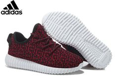 on sale f85d6 d7b6f Men s Women s Adidas Yeezy Boost 350 Shoes Wine Red Black,Adidas-Yeezy  Shoes Sale Online