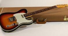 2000 '62 Fender Custom Telecaster reissue