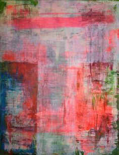 "Saatchi Art Artist Robert Niesse Abstract Art; Painting, ""abstract informal no 2002-967-1"" #art"
