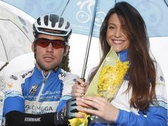 TIRRENO-ADRIATICO STAGE THREE GALLERY  Mark Cavendish kept hold of his leader's blue jersey