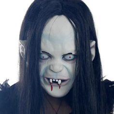 Scary Halloween Mask - Sadako - Cosplay