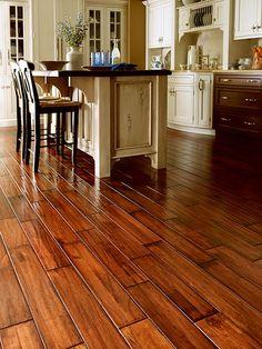 hand scraped walnut hardwood flooring pictures