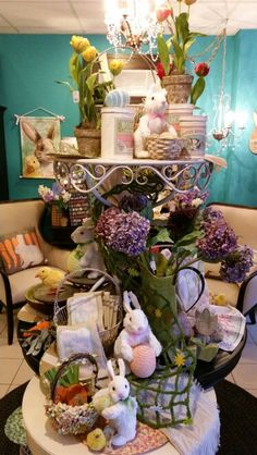 Easter Display - Rio
