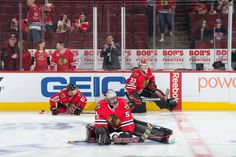 Corey Crawford, One And Only