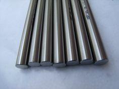 As a large titanium bar manufacturer, we have various titanium bar stock, such as titanium round bar and hexagon etc. Bar Stock, Round Bar, Plating, Metal, Stuff To Buy, Flat, Facebook, Bass, Metals
