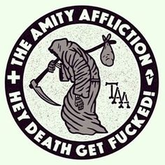 Death's Hand // The Amity Affliction