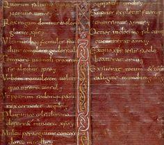 BnF - Livres carolingiens, manuscrits de Charlemagne à Charles le Chauve - Minuscule caroline