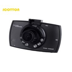 2.4 Inch Dash Cam LCD HD Full 1080P Car DVR Camera Video Recorder G-sensor Recorder Car DVRS Night Vision Video
