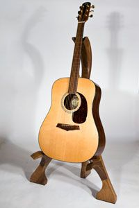 1000 images about guitar stands on pinterest guitar stand acoustic guitars and guitar. Black Bedroom Furniture Sets. Home Design Ideas