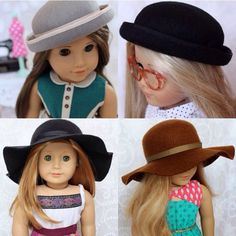 Calling all hat lovers! Create your own floppy or bowler hat with the new custom order listing!