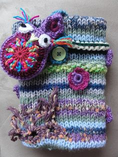 Ravelry: Project Gallery for Twiddlemuff or fiddle mitt pattern by Warrington Hospital Knitting Projects, Crochet Projects, Knitting Patterns, Sewing Projects, Crochet Patterns, Crochet Ideas, Knitting For Charity, Easy Knitting, Dementia Crafts