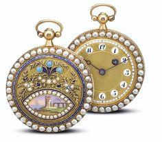 Pocket Watch  1815