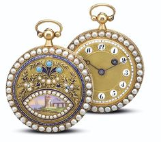 Pocket Watch  1815