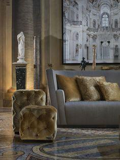 Classical & modern /Fendi Casa