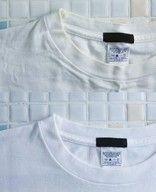 """すぐに役立つ洗濯テク!""""白Tシャツの黄ばみ""""の落とし方 画像(1/4) 久々に出したら黄ばんでた白Tシャツ(泣)。こんな頑固汚れも""""プロ技""""でラクラクきれいに!"""