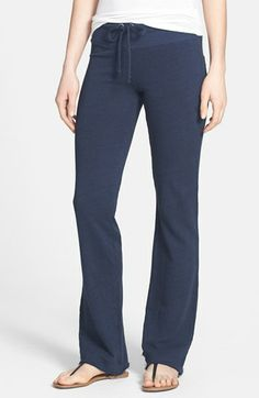 Splendid Flared Sweatpants available at #Nordstrom