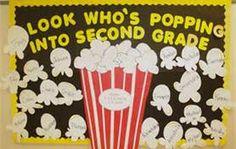 Back to School Bulletin Board Idea!
