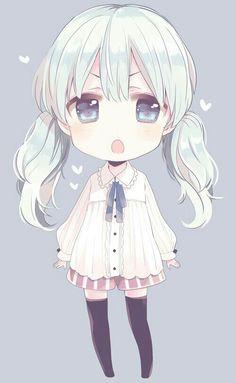 Chibis *-* adoron :D